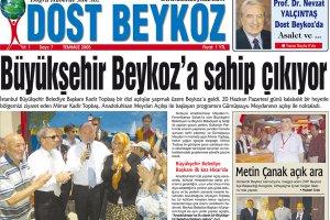 Dost Beykoz Gazetesi Temmuz 2005... 7. Sayı