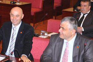 Erdal Öztürk CHP Grup Başkan Vekili