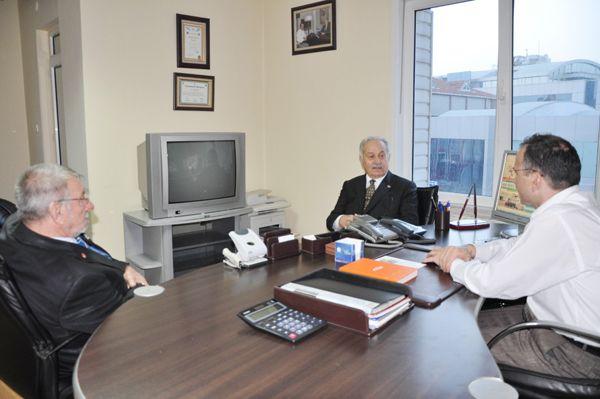 Müftüoğlu'ndan Dost Beykoz'a ziyaret