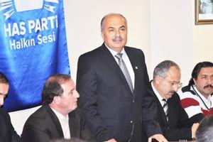 Salih Birinci Başkanlıktan istifa etti...
