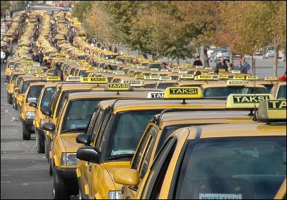 Beykoz Taksi Durakları