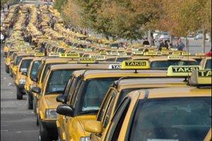 Taksi Durakları