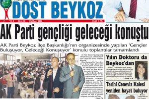 Dost Beykoz Gazetesi Haziran 2006... 18. Sayı