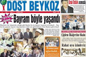 Dost Beykoz Gazetesi Kasım 2005... 11. Sayı