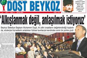 Dost Beykoz Gazetesi Mayıs 2006... 17. Sayı