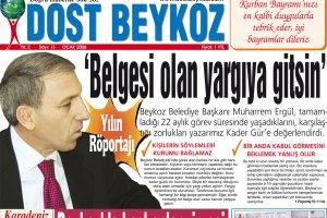 Dost Beykoz Gazetesi Ocak 2006... 13. Sayı