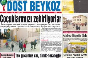 Dost Beykoz Gazetesi Şubat 2006... 14. Sayı