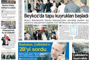 Dost Beykoz Gazetesi Kasım 2013/1... 122. Sayı
