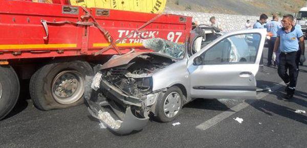 Beykozlu öğrenciler kazada can verdi