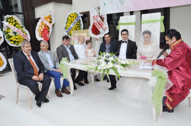 Necati Ak Ailesi'nde nikah heyecanı