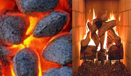 Kömür ve Odun Satış Depoları