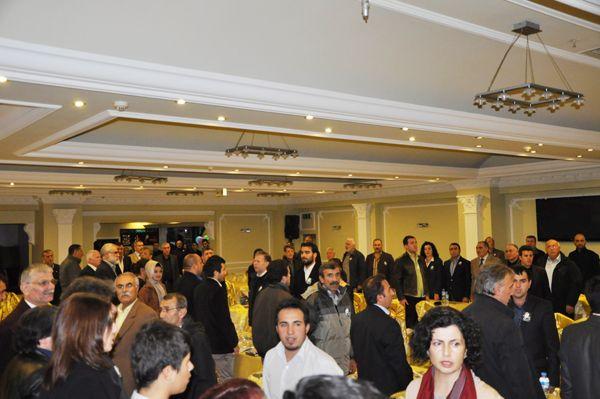 CHP'li gençleri Süheyl Batum yetiştiriyor