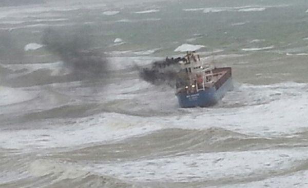 Fırtına Beykozlu Denizcileri yuttu
