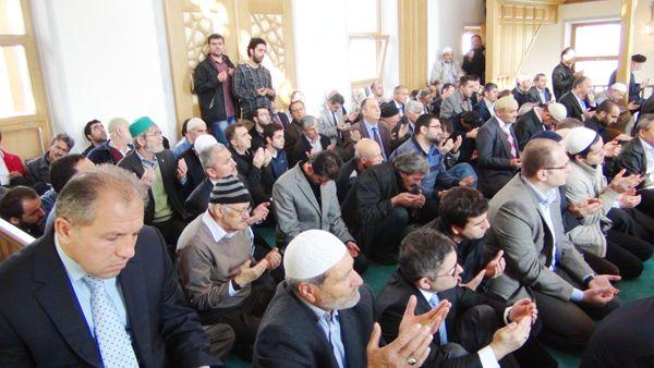 Kanlıca Tekke Camii ibadete açıldı