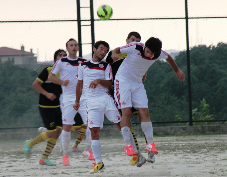 Çavuşbaşıspor sezonu açtı: 1 - 1