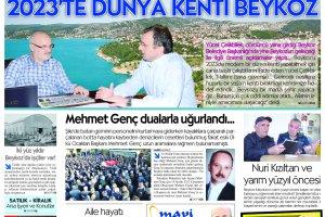 Dost Beykoz Gazetesi Aralık 2012/2... 101. Sayı