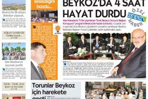 Dost Beykoz Gazetesi Ekim 2012/1... 96. Sayı