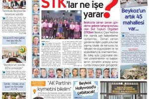 Dost Beykoz Gazetesi Ekim 2012/2... 97. Sayı