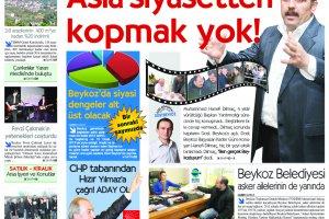 Dost Beykoz Gazetesi Şubat 2013/1... 104. Sayı