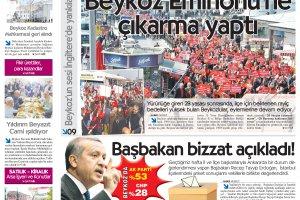Dost Beykoz Gazetesi Mayıs 2013/1... 110. Sayı
