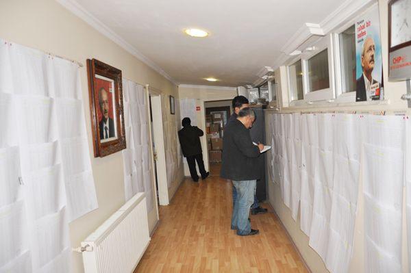 CHP Beykoz listelerinde üye skandalı…