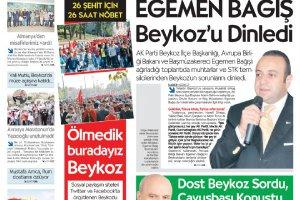 Dost Beykoz Gazetesi Ekim 2011... 84. Sayı