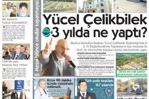 Dost Beykoz Gazetesi Nisan 2012.. 90. Sayı