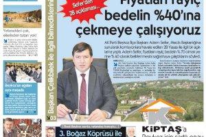 Dost Beykoz Gazetesi Şubat 2012.. 88. Sayı