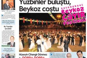 Dost Beykoz Gazetesi Temmuz 2011... 81. Sayı