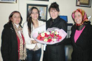 AK Partili Kadınlardan 10 Ocak ziyareti
