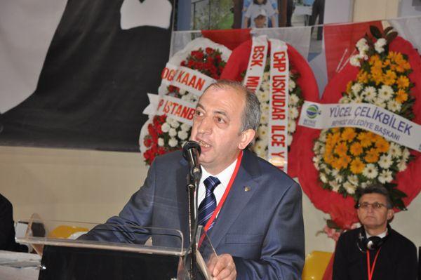 CHP'nin yeni Başkanı Hızır Yılmaz