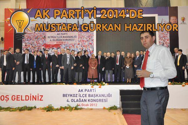 AK Parti'de 2014 çalışmaları başladı