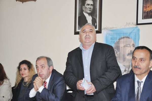 CHP İncirköy'de üye çalışması yaptı