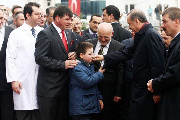 Başbakanımız Beykoz'u mağdur etmez.