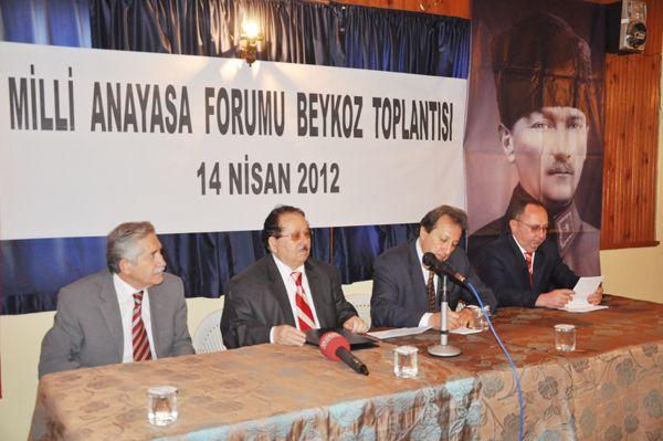 İşçi Partisi'nden Anayasa Forumu