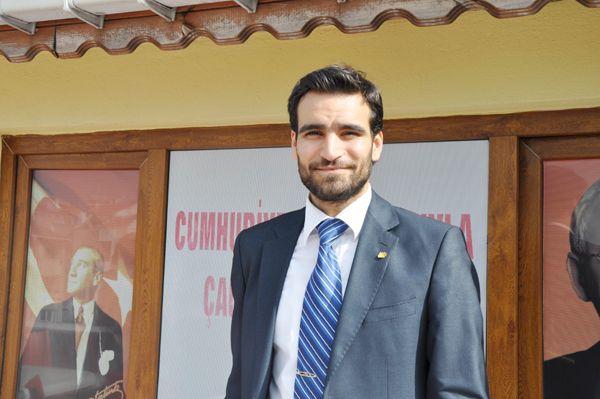 CHP gençliğinin yeni lideri Ege Ercan