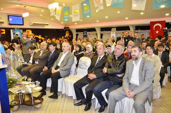 2014'de AKP'ye fark atacağız