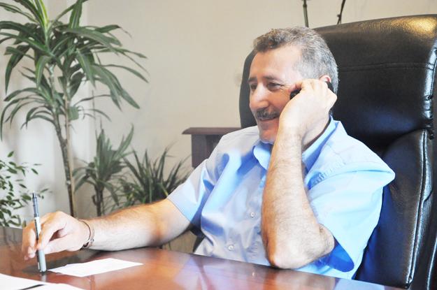 Milli Eğitim Müdürü Kazım Bozbay ile çok özel röportaj