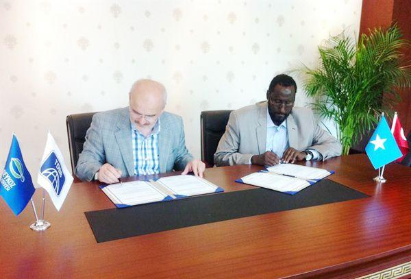 Kardeş Somali ile Kardeş Şehir Protokolü