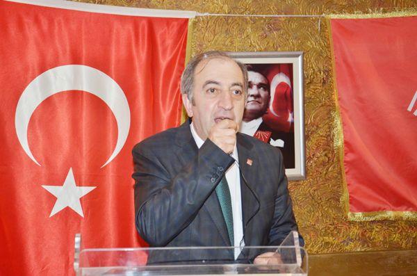 CHP Beykoz'da üye katılım töreni vardı…