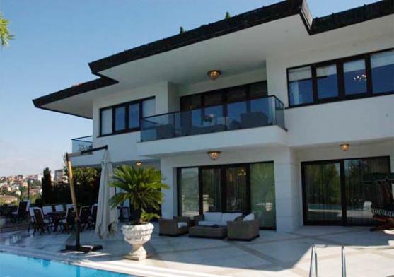 Abdullah Gül, Beykoz'da bu villada yaşayacak