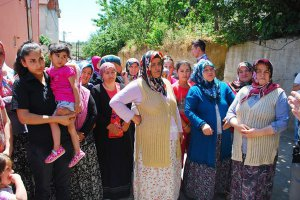 Çubuklu'da büyük provokasyon