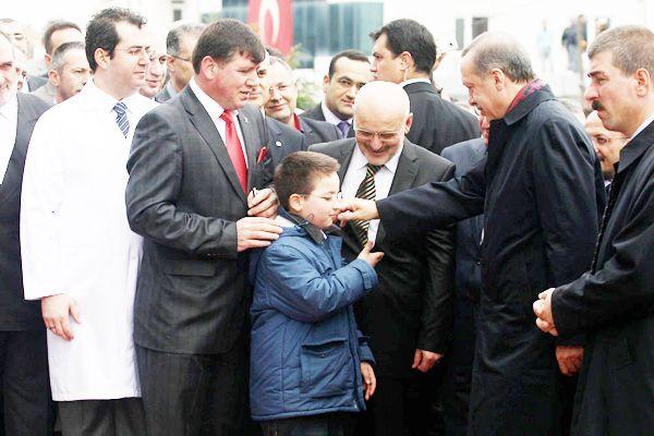 Başbakan Erdoğan'dan Beykoz hamlesi