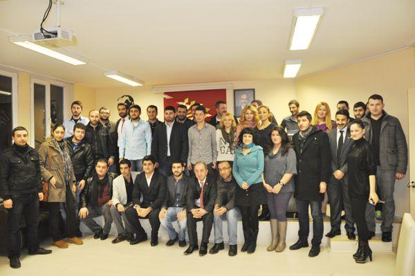 CHP'nin Beykoz gençliği büyüme yolunda