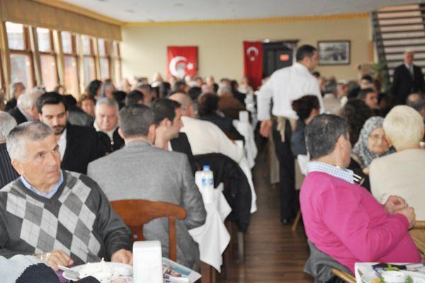 Ulusalcılar Beykoz'da toplandı