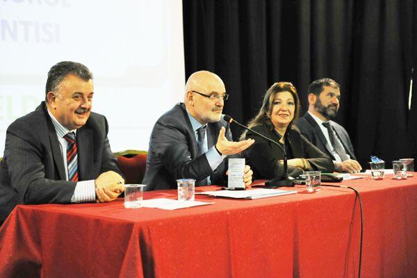 Kent Konseyi çalışma gruplarını belirledi