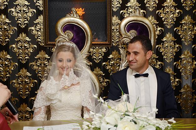 Salih Birinci eşrafında düğün heyecanı