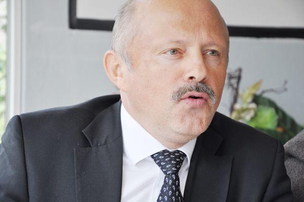 Prof. Hüseyin Öztürk projelerini anlattı