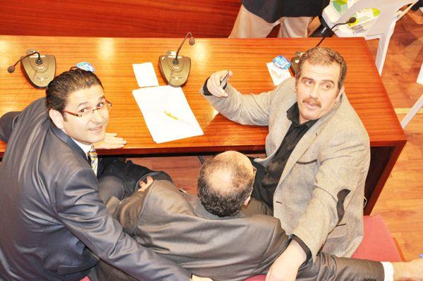 CHP'li Hayrullah Usta kendini yakacak