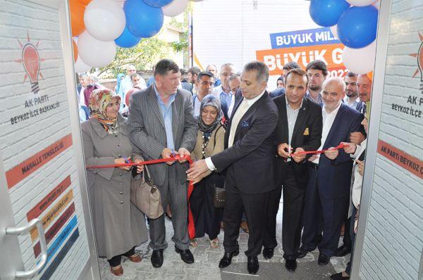 AK Parti Beykoz'u kontrolüne aldı